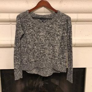 American Eagle - Long Sleeved Sweater - Crop